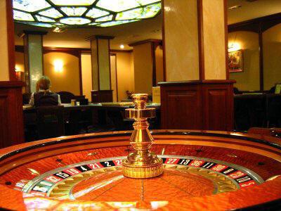 В банке у интернет-казино
